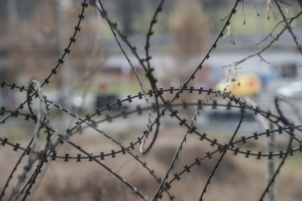 barbed, wire, in, the, penal, system - 29112725