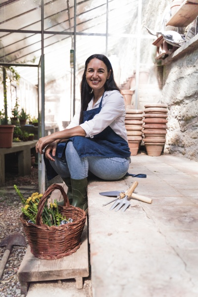 italien toskana florenz gartenarbeit