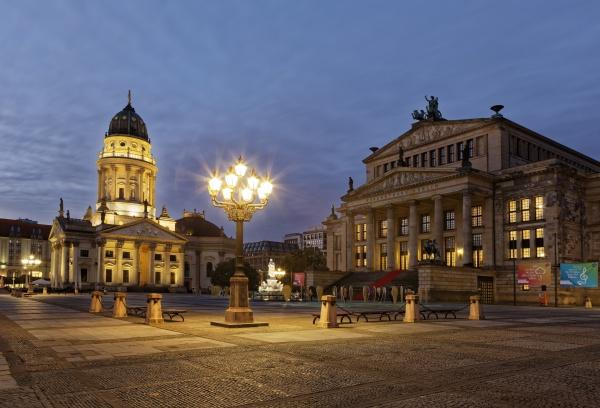 deutschland berlin blick auf den deutschen