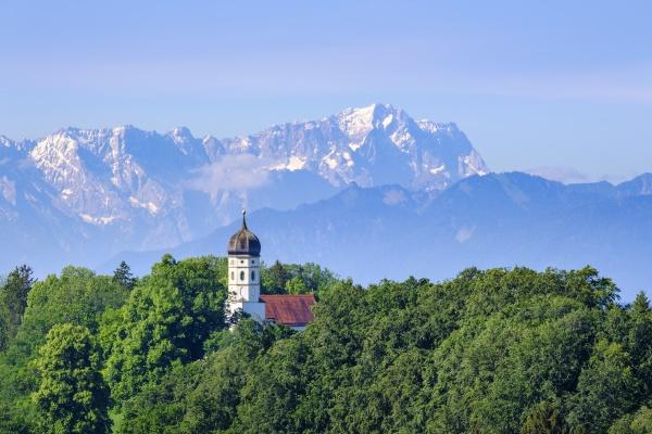 deutschland bayern holzhausen st johann baptist