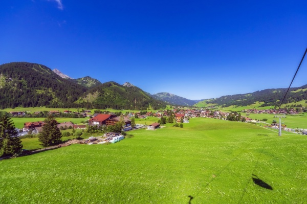 OEsterreich tirol landdorf im tannheimer tal