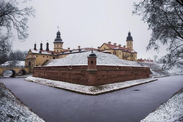 historische burg kulturerbe von belarus