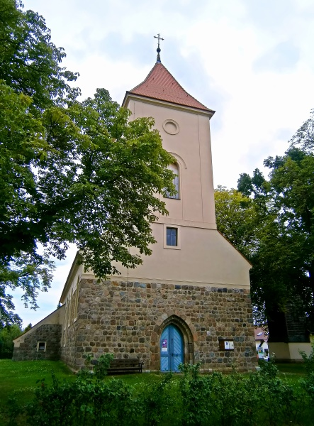 evangelische kirche aus dem 13