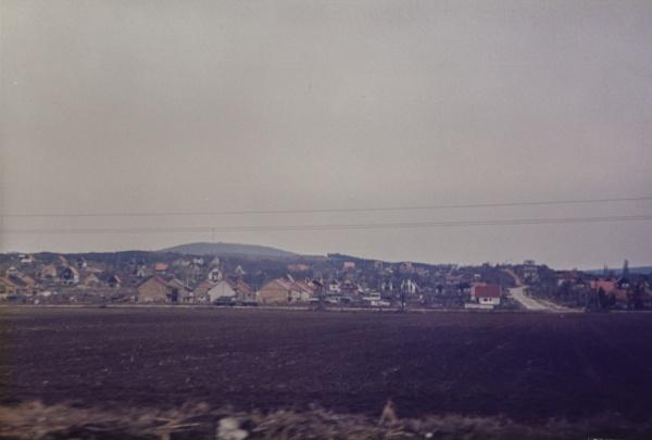 ungarn 1982 dorf in der ungarischen