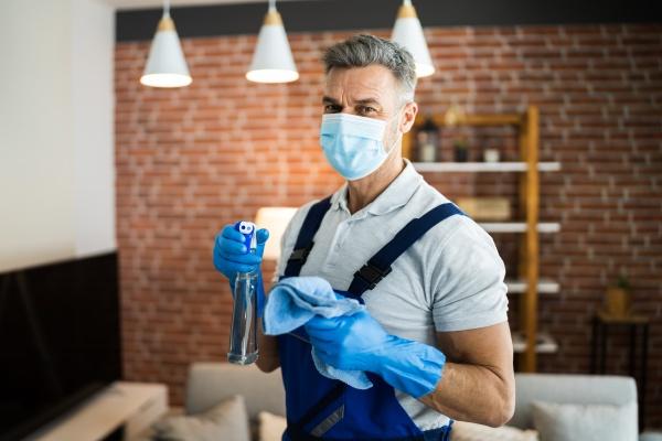 home reinigung janitor service