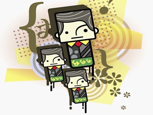 three, men, standing - 29367893