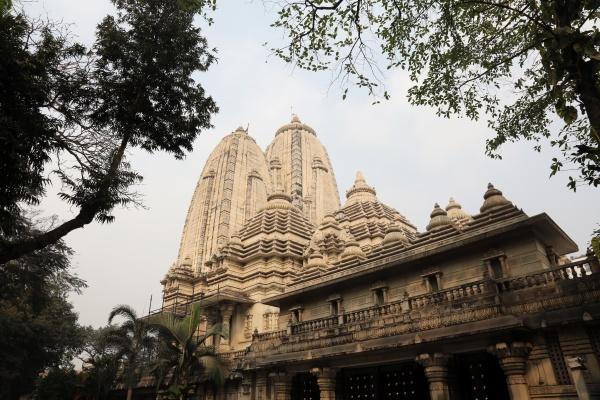 birla mandir hindu tempel in kalkutta