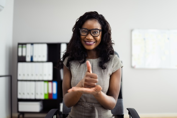 american african lernen gebaerdensprache audiologie