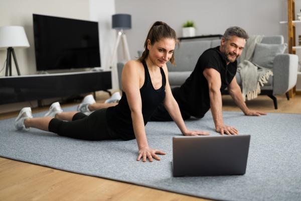 online stretching kurs workout