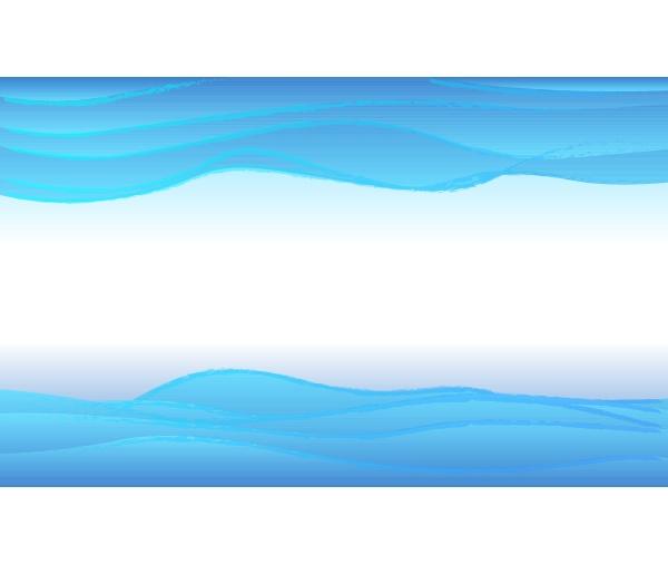 abstrakte blaue wasserwellen geschichteter hintergrund