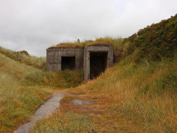 kontrollposten bunker n an der kueste