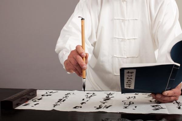 asiatisch hobby tinte