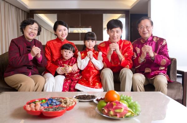 60 ruhestand tang kleid chinesische