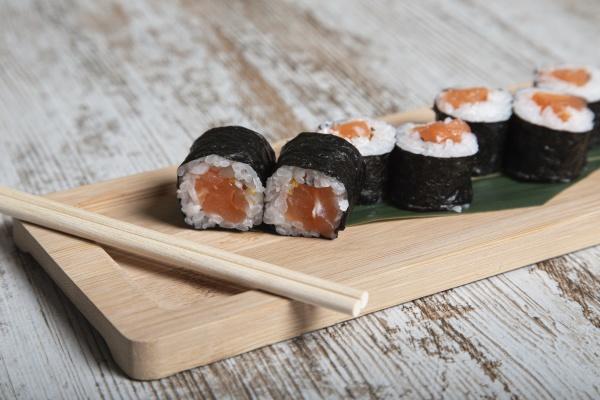 set, of, japanese, hosomaki, sushi, rolls - 29876133