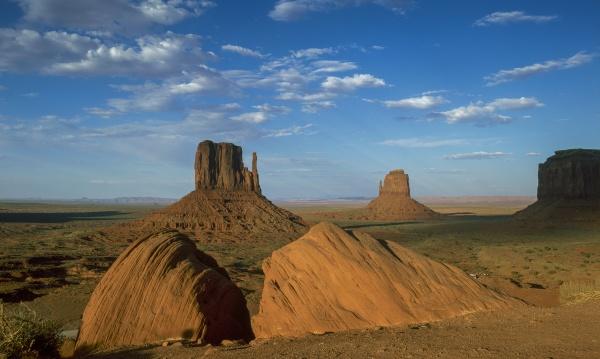 arizona monument valley tribal park west