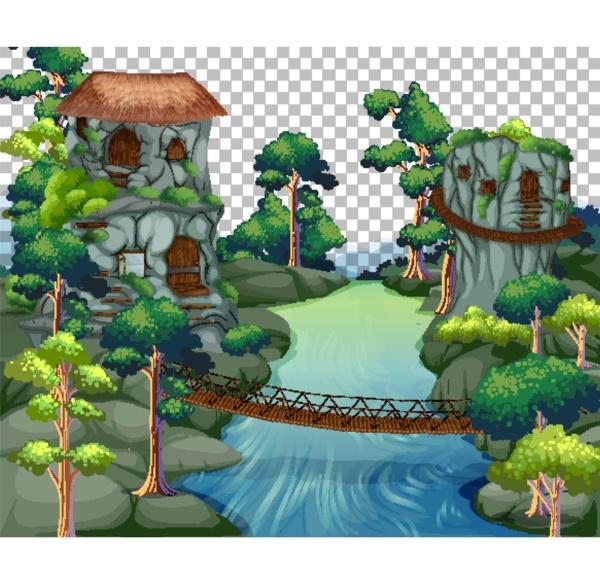nature, outdoor, landscape, transparent, background - 30466894
