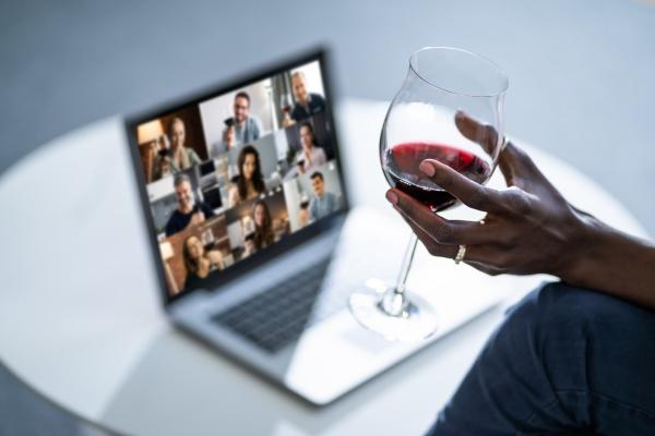 virtuelle weinprobe dinner event online