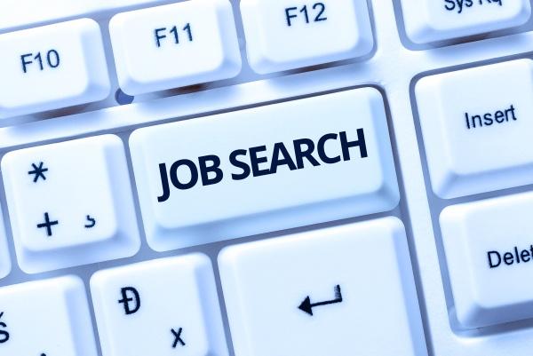 text der inspiration zeigt jobsuche internetkonzept