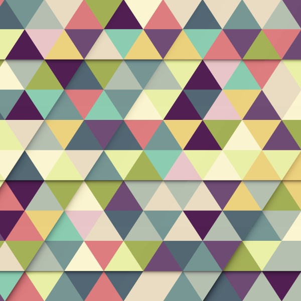 abstrakter hintergrund mit geometrischem low poly
