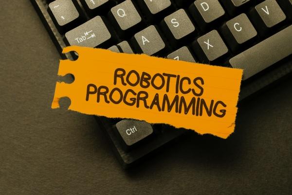 writing, displaying, text, robotics, programming, - 30585595