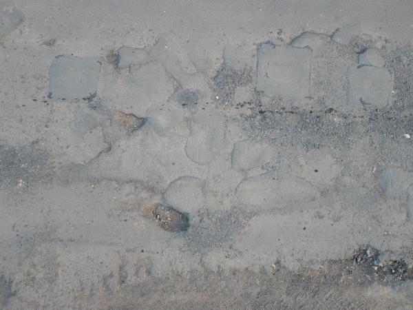 potholes, on, the, asphalt., background, of - 30590551