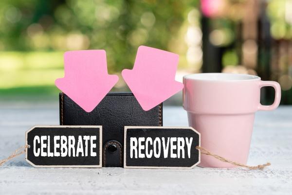 schreiben von anzeigetext celebrate recovery business