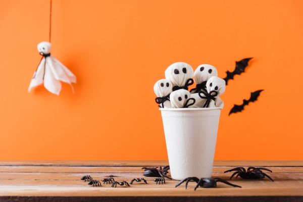 lustige halloween tag dekoration party