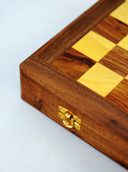 view, of, a, wooden, chess, board - 30726706