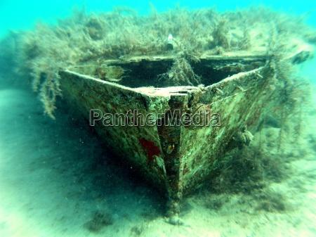 the porto sole wreck