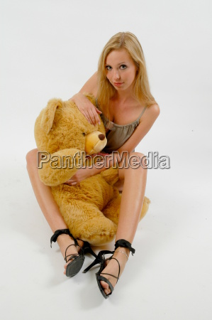 beauty and the teddy