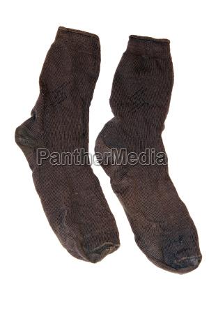 reihe socken socke strumpf struempfe getragen