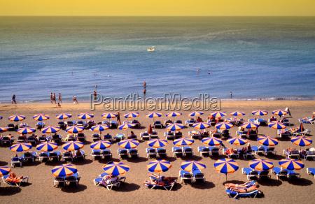 beach of lanzarote