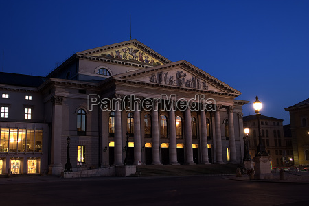 nationaltheater muenchen