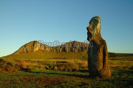 moai am steinbruch