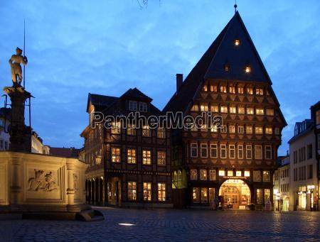 marktplatz, hildesheim - 246586