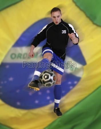 brazilianischer torschuss