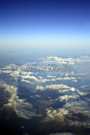 blau berge urlaub urlaubszeit ferien flug