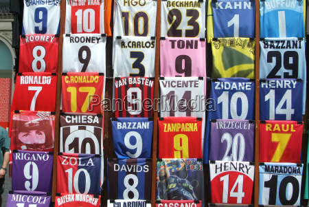 fussball shirts