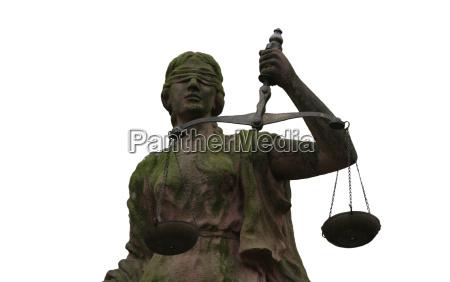 justitia portrait