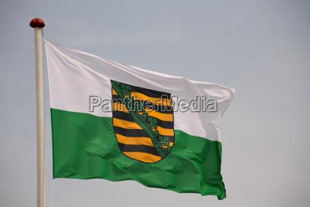 sachsen fahne