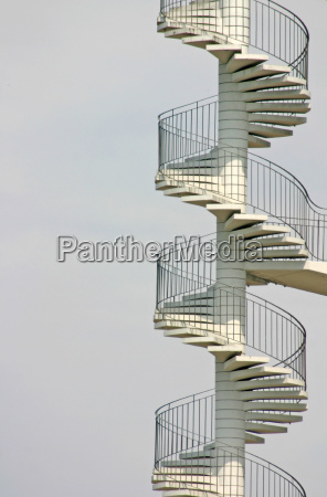 blau treppe treppen leuchten leuchtet hell
