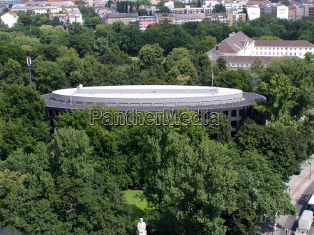 the federal presidential office in the