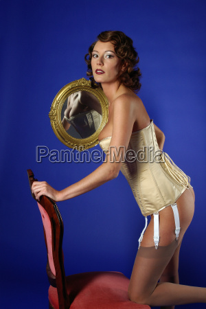 erotic mirror image