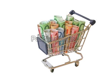 zahlen bezahlen konsum euro waehrung inflation