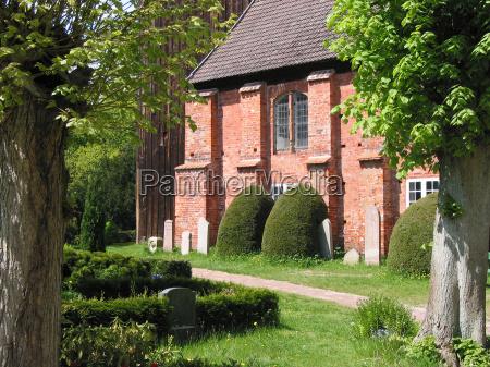 seemannskirche in prerow