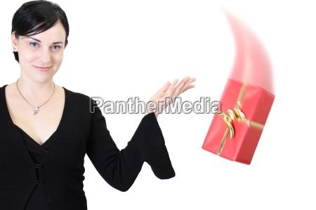 geschenk und weg 1