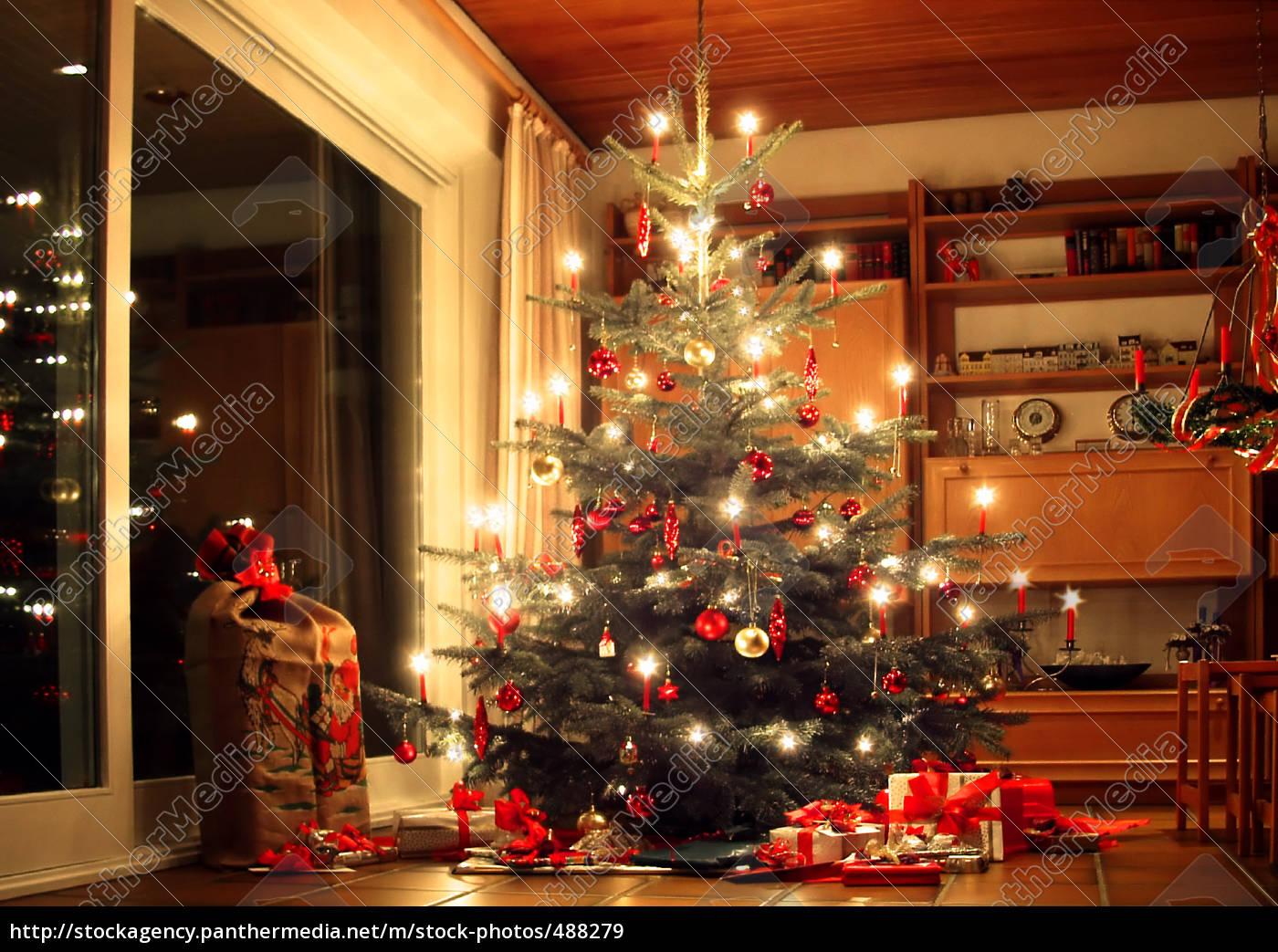 weihnachtsstube lizenzfreies bild 488279. Black Bedroom Furniture Sets. Home Design Ideas