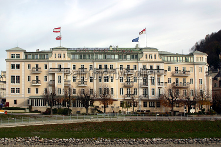 hotel sacher salzburg