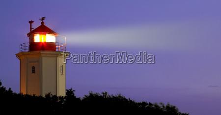 der alte leuchtturm auf fehmarn