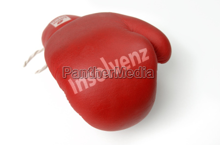 roter boxhandschuh insolvenz